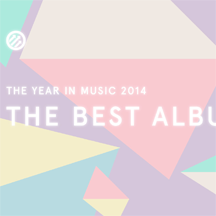 Pitchfork's Best Album Covers of 2014!